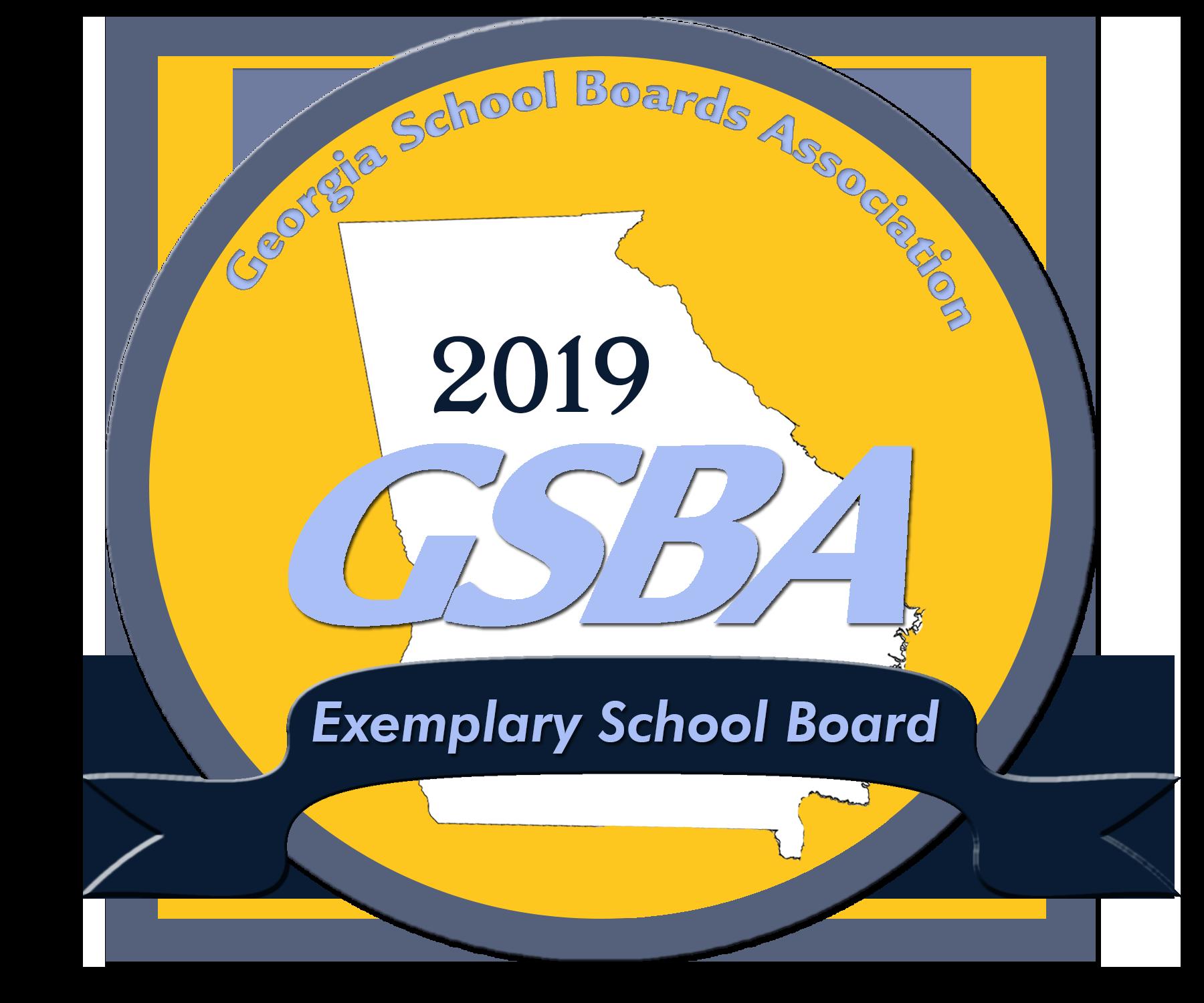 2019 Exemplary Board