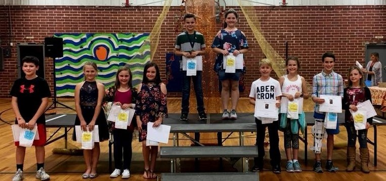 WHES Student Awards
