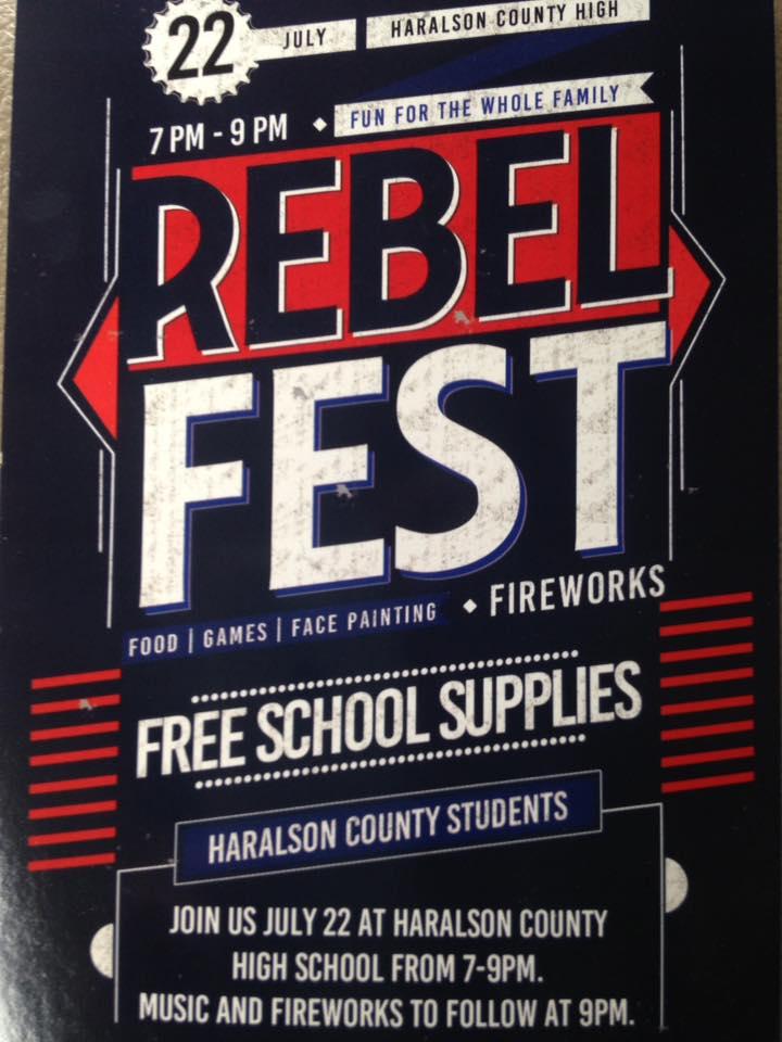 Rebel Fest 2017