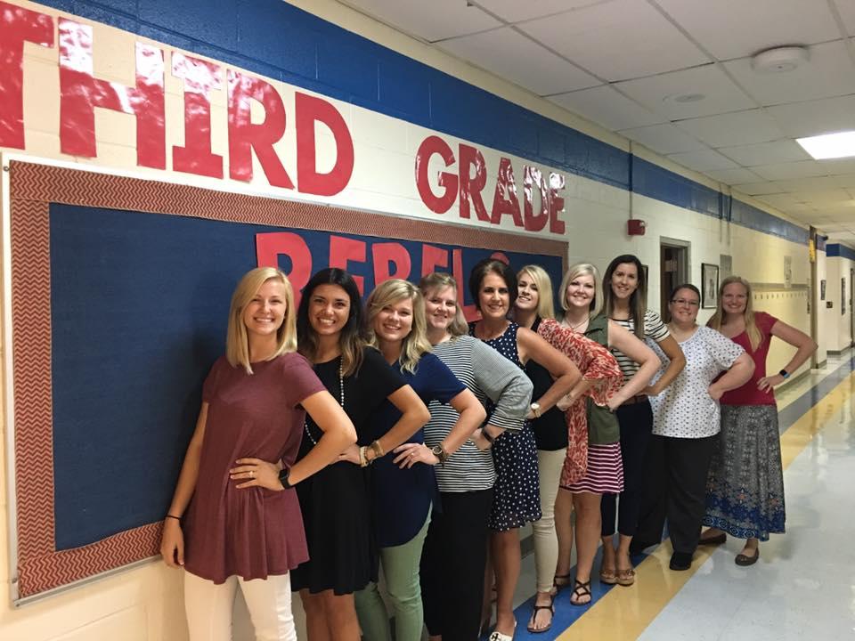 3rd Grade Teachers