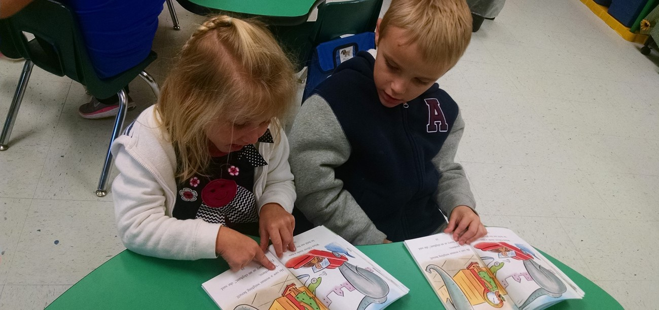 TPS Students Reading 2