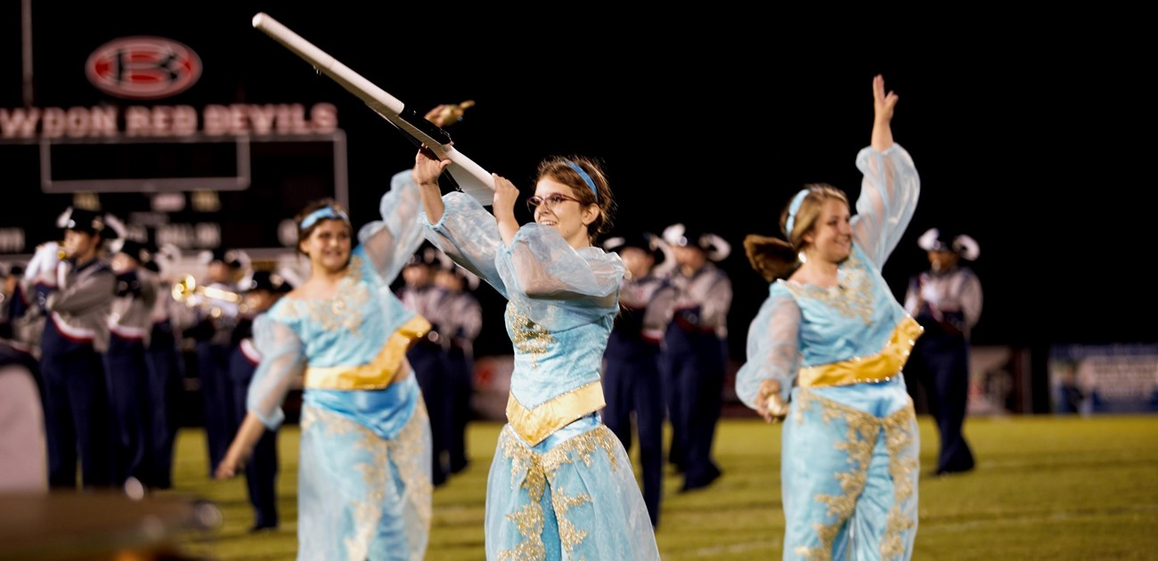 2019 Color Guard