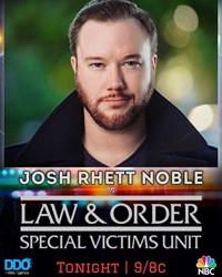 Noble, Josh Spotlight