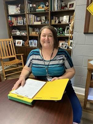 Crystal Alred, Literacy Coach