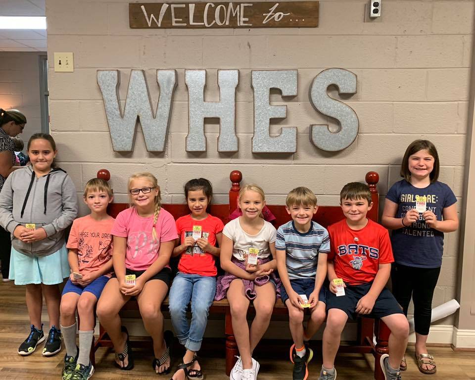 3rd Grade September Students of the Month