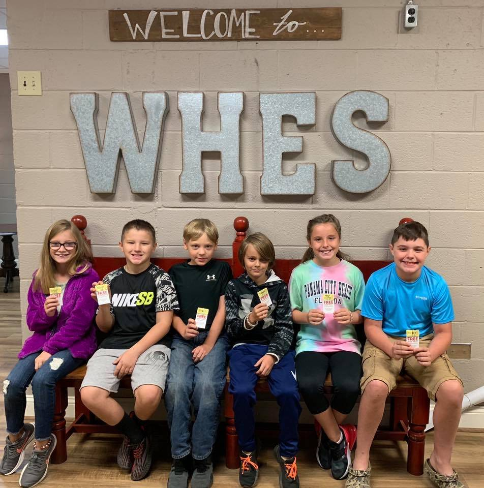 5th Grade September Students of the Month