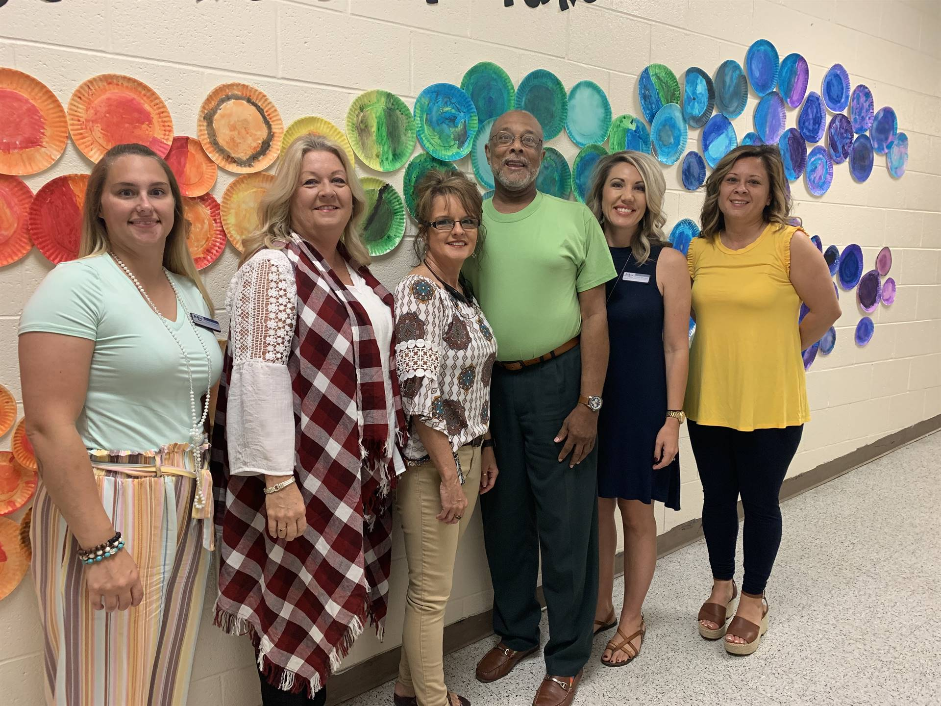 WHES Paraprofessionals