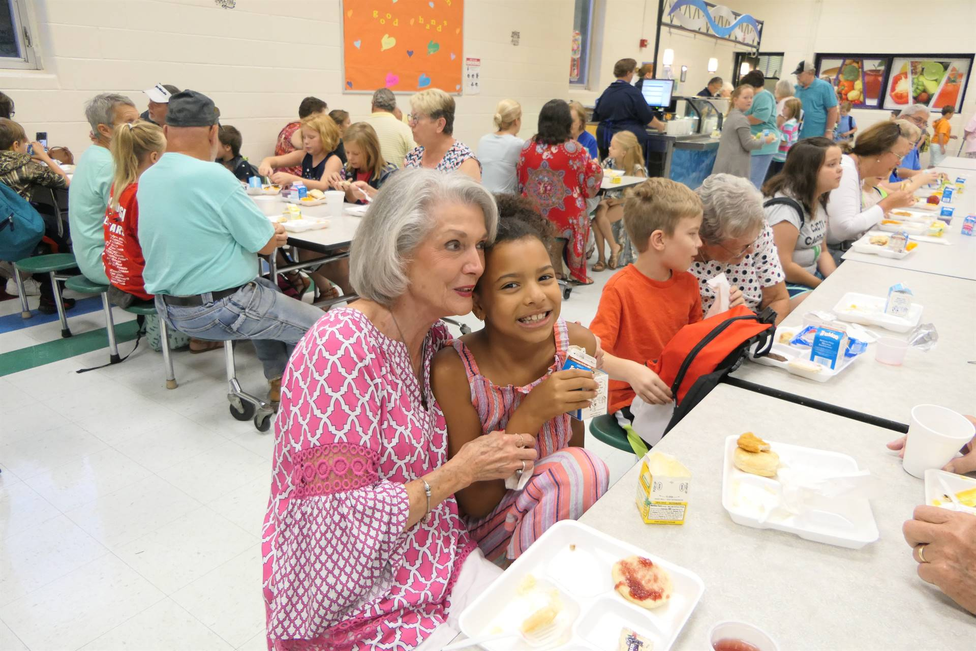Grandparents' Day Breakfast 2019